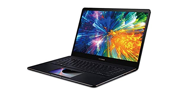 """ASUS ZenBook Pro 15 UX580GE 15.6"""" Gaming Laptop 4K UHD Touch Intel i9-8950HK 6 cores 12M Cache, up to 4.8 GHz, 16GB,, NVIDIA GTX1050Ti, Win10 Pro (1TB ..."""