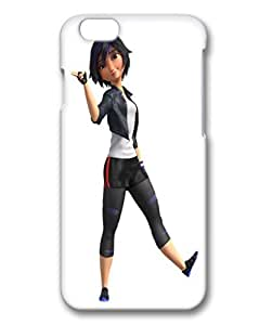 Iphone 5/5S Cheap PC 3D Designed Phone Case Cover For Apple Iphone 5C with Big Hero 6 Pattern by iCustomonline Go Go Tomago
