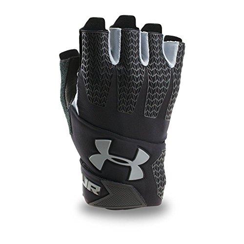 lutchFit Resistor Training Gloves,Black/Graphite, Medium (Graphite Mens Glove)