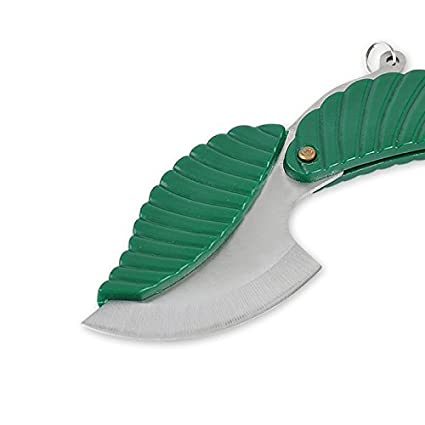 Amazon.com: Mini cuchillo de bolsillo – 1 pieza verde Mini ...