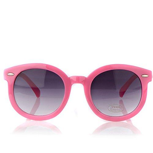 Hana's Vintage Style Fashion Pink Baby - Hana Sunglasses