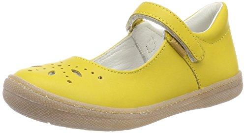 Primigi Mädchen Ptf 14331 Geschlossene Ballerinas Gelb