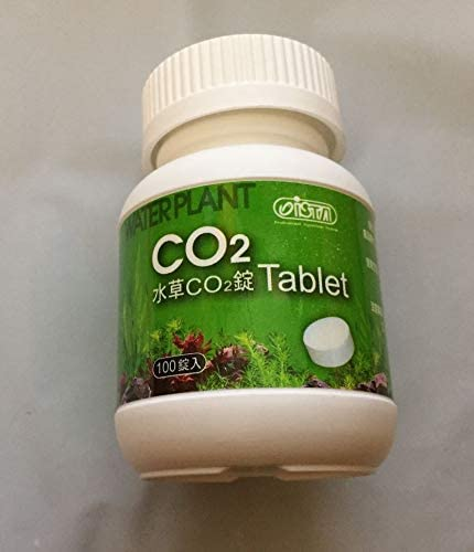 ISTA CO2 Tablet 100 TAB Carbon dioxide