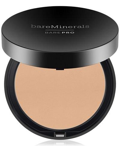BareMinerals Bare Escentuals BarePro High- Performance Wear Powder Foundation, 0.34 oz (09 Light Natural)
