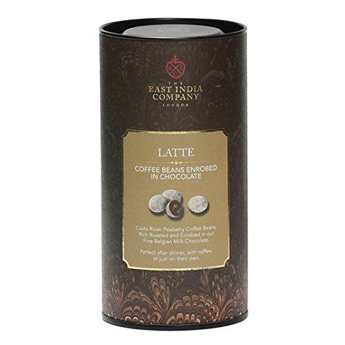 Frijoles de las Indias Orientales Co Latte enfundado en la leche 220g de chocolate: Amazon.es: Alimentación y bebidas