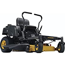 Poulan Pro P46ZX Briggs V-Twin Pro 22 HP Cutting Deck Zero Turn Radius Riding Mower, 46-Inch