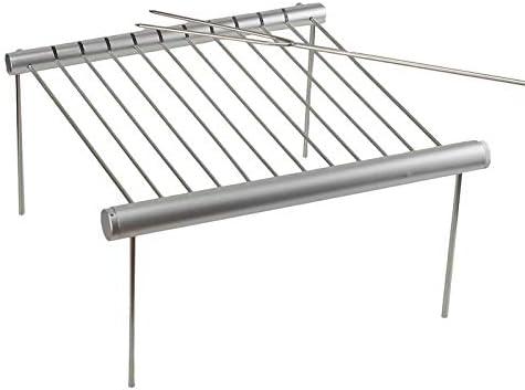 Honghaier, mini barbecue tascabile, portatile, in acciaio inox, per barbecue, barbecue, barbecue, barbecue, accessori per uso domestico
