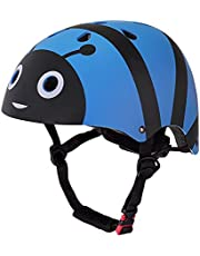 Fietshelm voor kinderen 2-5 jaar oud Lichtgewicht Fietshelm Kids Cartoon Helmen Multi-Sport Veiligheid Speelgoed voor Kids Bescherming Gear