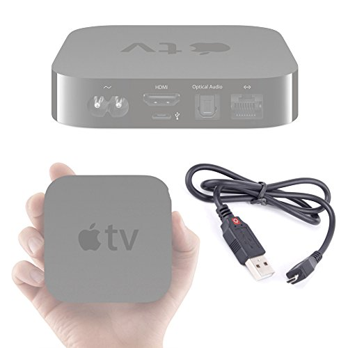 Micro USB Data Sync Lead For Apple TV (2nd and 3rd for sale  Delivered anywhere in USA