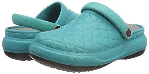 Shi Future Adults' Dux Unisex Türkis Turquoise Clogs Chung 8903080 TwIzdqT