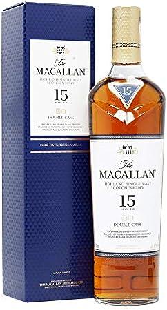 Macallan 15 Años Triple Cask Oak