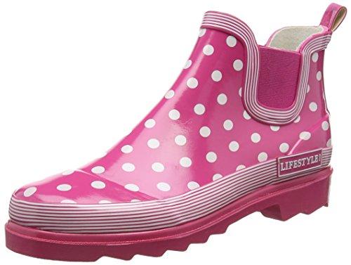 Beck Damen Lifestyle Gummistiefel Pink (06)