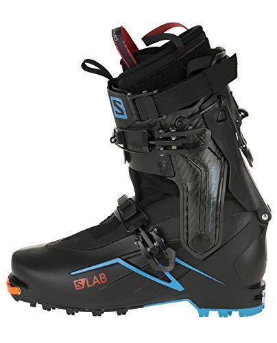 Salomon S/Lab X-Alp Ski Boot Black/Carbon/Transcend Blue, 27.5