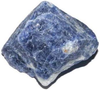 Sodalita en bruto 40 a 60 mm piedra de colección y litoterapia