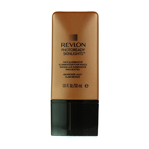 Revlon Face (Revlon Photoready Skinlights Face Illuminator ~ Bronze Light 400)