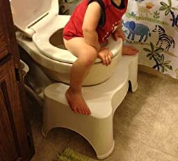 Amazon Com Squatty Potty Ecco Toilet Stool White 9 Inch