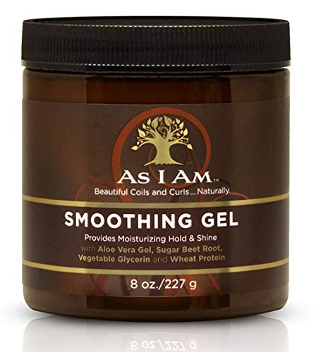 As I Am Smoothing Gel, 8 Ounce ()