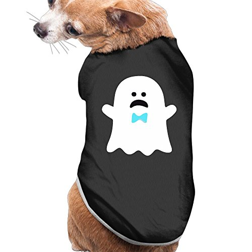Centaur Dog Costume (NEW Pets Clothes HALLOWEEN Costumes Cute Ghost Pattern Vest Sweaters For Dogs&Cats)
