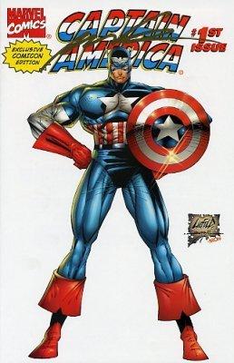 (Captain America #1