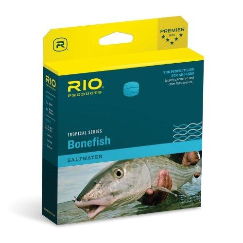 RIO Fly Fishing Fly Line Bonefish Wf7F Fishing Line, Sand/Blue   B0153Y91MA