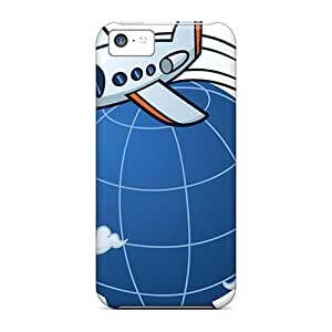 Hot Snap-on Cartoon Movie 2014 Hard Covers Cases/ Protective Cases For Iphone 5c