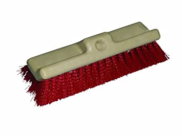 O Cedar Commercial Baseboard Bi Level Floor Scrub Brush
