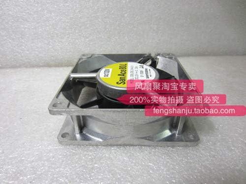Original Sanyo 109L0812P4H03 8cm 8025 12V 0.18A 4-pin PWM aluminum frame cooling fan