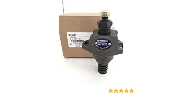 4PK Diesel Fuel Injector for Bobcat 863 T200 Skid Loader Deutz 1011 Engine 873