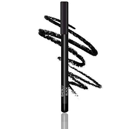BaeBlu Natural Hypoallergenic Eyeliner Pencil, Black