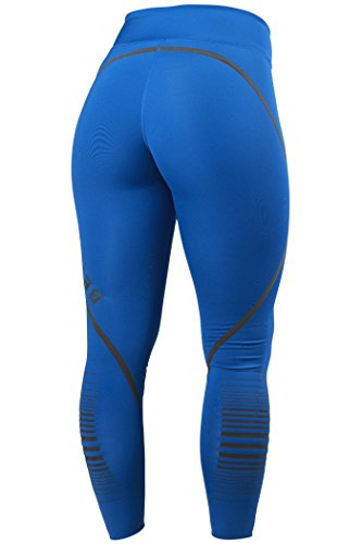 Large Better Bodies Madison Tights Strong Blue C4Tpxq