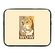 Praise Store Doge Computer Liner Laptop Computer Sleeve 13 Inch Tablet Case Computer Accessories For Macbook Air Pro