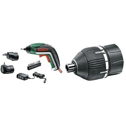 Bosch IXO V Set - Atornillador de batería de litio (5,4 W, 3 ...
