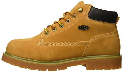 fd773d4fc98 Lugz Men's Drifter Mid Steel Toe Fashion Boot, Golden Wheat/bark/tan/Gum,  11 D US