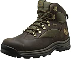 Timberland Men's Chocorua Trail Waterproof Mid Hiking Boot