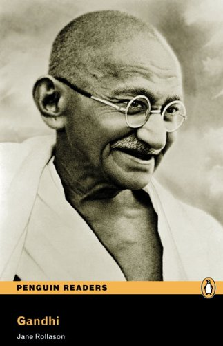 Gandhi, Level 2, Penguin Readers (2nd Edition) (Penguin Readers, Level 2)