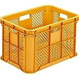 プラスチックコンテナ サンコー(三甲)サンテナーB B#50玉コン(4把手、2印刷面) 104804