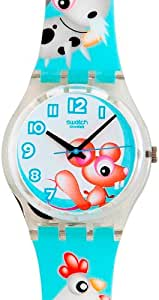 Swatch 'Mise & Cow' Watch S-GE189