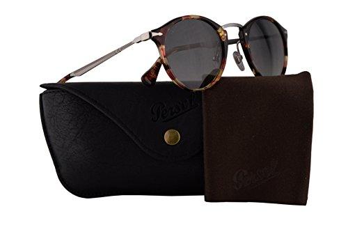 6881799dc9fa9 Persol PO3166S Calligrapher Edition Sunglasses Pink Havana Brown w Grey  Gradient Lens 51mm 105971 PO 3166S PO3166-S PO 3166-S