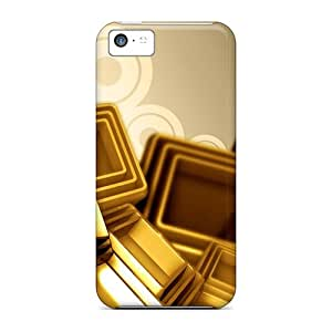 New Arrival Case Cover With DrZhTGB2415pwlVq Design For Iphone 5c- Shapes 07
