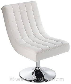 Montana Swivel Chair White  sc 1 st  Amazon UK & Montana Swivel Chair White: Amazon.co.uk: Kitchen u0026 Home
