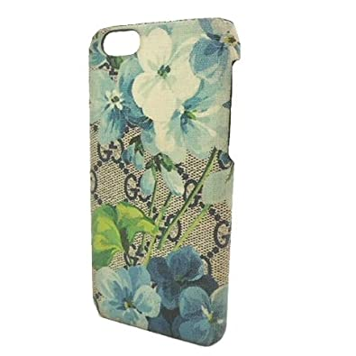 cheap for discount 81be8 c018c Amazon.co.jp: GUCCI(グッチ) GGブルームス iPhone6 ケース ...