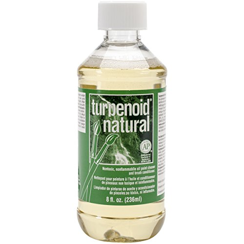Weber Turpenoid Natural, 236ml Bottle, 1 Each (1812)