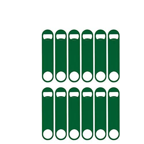ottle Opener (Set of 12) (Green) ()