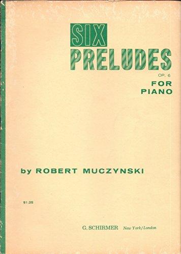 robert muczynski preludes - 5