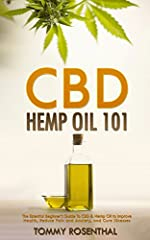 New Revised & Updated 2nd Edition (With Free Bonus)! | Feel Better Than Ever with CBD Oil                       Learn How To Improve Your Health, Reduce Pain and Anxiety, and Feel Happy Again with CBD Oil.Do you...