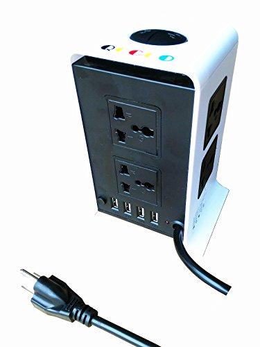 USB Vacuum Cleaner For Your Laptop Desktop (Black) - 9