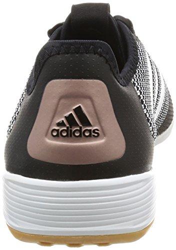 Adidas Ace Tango 17.2 In, para los Zapatos de Entrenamiento de Fútbol para Hombre, Negro (Negbas/Ftwbla/Cobmet), 42 EU