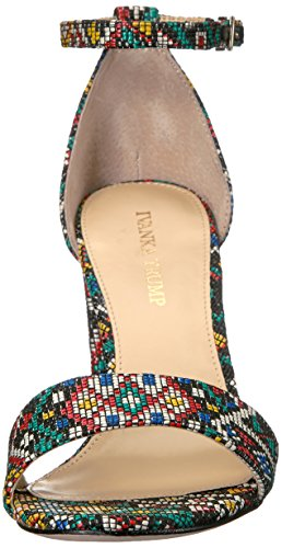 Trump White Multi Women's Klover3 Sandal Ivanka Dress ROwqFUwd