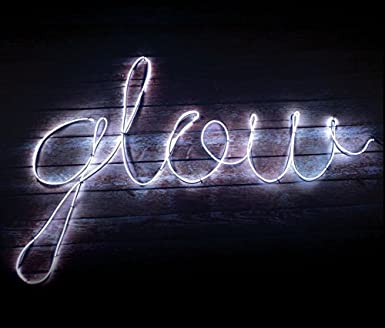 Amazon com: Make Your Own Neon Effect Sign Light Flexible