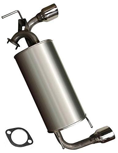 - Stainless Steel Muffler Fits 2003-2007 Nissan Murano